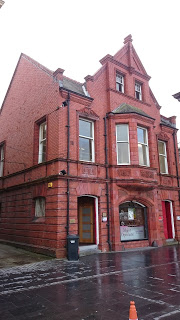 The old Clyde Shipping Co Offices