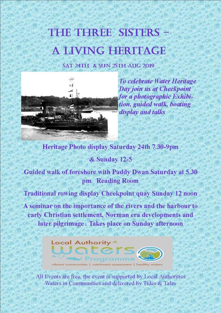 Waterford Harbour Tides & Tales - Andrew Doherty